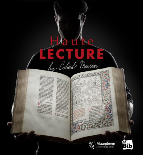 "Expo ""Haute lecture"" over Col…"